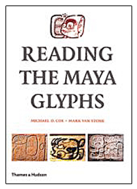 reading thr maya glyphs